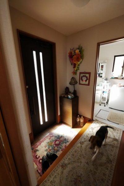 ガスを一切使わないクリーンなオール電化住宅。