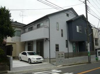 二世帯住宅「呼吸する家」
