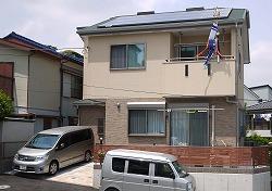 「健康住宅「呼吸する家」」+太陽光発電で、夢の家を実現できました。