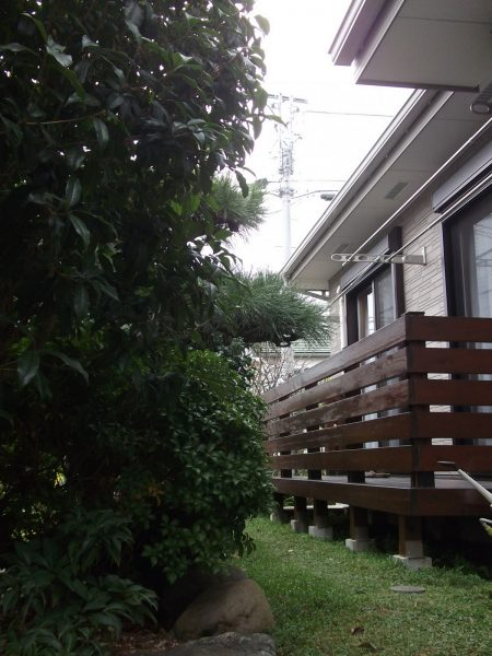 第二の人生にふさわしい平屋建ての住まい。 結露がなくて空気がきれいで、最初の説明の通り快適です。